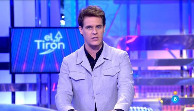 Telecinco estrena 'El Tirón' con los exconsursantes de 'Pasapalabra' Orestes y Rafa
