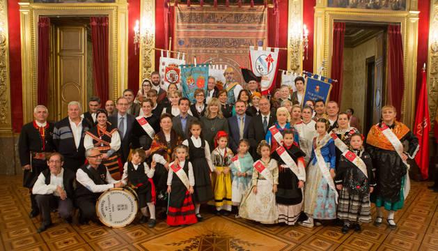 Semana cultural - Casas Regionales
