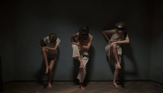 Uno de los momentos del cortometraje 'Sisters', de Daphne Lucker.