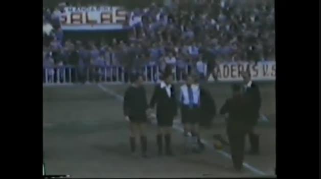 Encuentro Hércules-Osasuna de 1954
