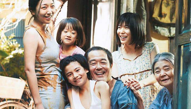 Foto de la película 'Un asunto en familia', este jueves en los cines Golem Baiona.