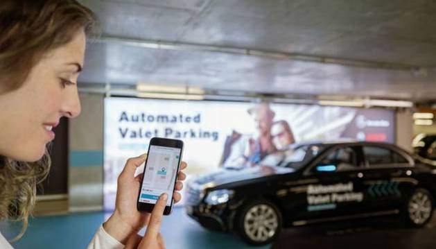 Foto de Bosch y Daimler obtienen el visto bueno al primer aparcamiento sin conductor y sin supervisión humana.