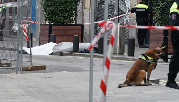 Pasan a disposición judicial los cinco detenidos por el tiroteo mortal en Bilbao