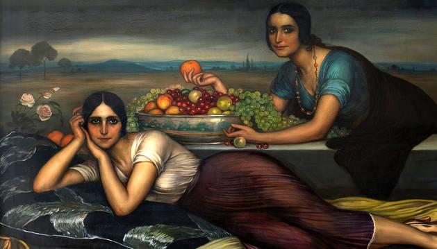 'Primavera', de Julio Romero de Torres
