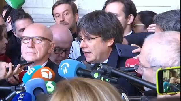 La vista sobre la euroorden contra Puigdemont se retrasa hasta el 16 de diciembre