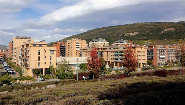 Vista general de Nuevo Artica donde el precio del m2 ha superado los 2.000€.