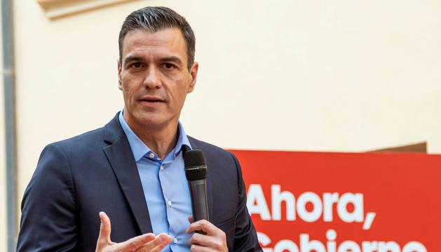 El PSOE mantiene en el programa las referencias al modelo federal del 28A