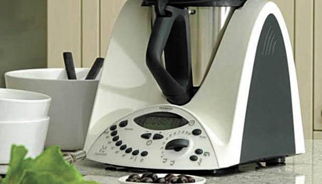 Foto de un robot de cocina.