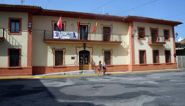 Ayuntamiento de Castejón.