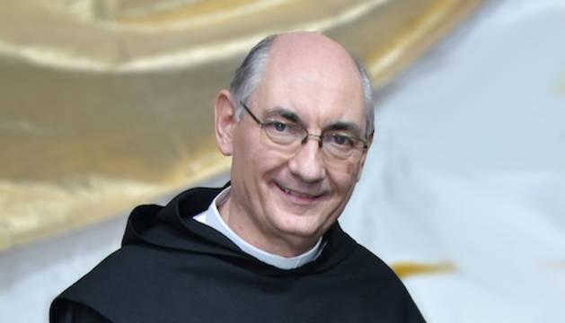 El agustino recoleto navarro Jesús María López Mauleón.