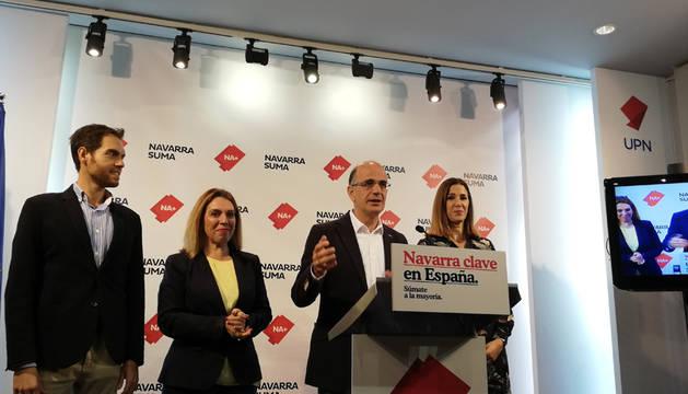 Los candidatos navarros redoblan esfuerzos a tres días de las elecciones
