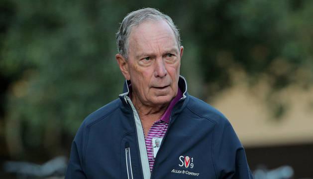 El exalcalde de Nueva York Bloomberg sopesa presentarse a las presidenciales de EE UU