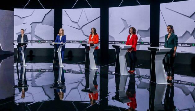 El debate electoral de laSexta congrega a más de 3,1 millones de espectadores