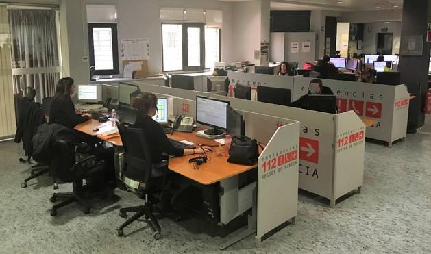 foto de Centro de atención del 112 de Murcia