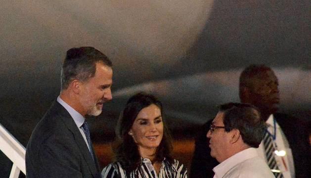 En todo ese tiempo ningún rey de España había pisado suelo cubano en una visita de Estado