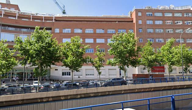 Hospital Universitario Fundación Jiménez Díaz.