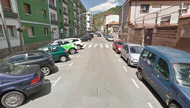 Vista de la calle Numa Guilhou