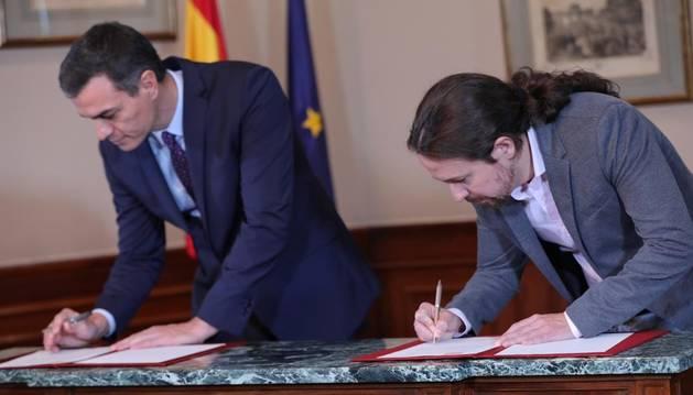 Estas son las propuestas de PSOE y Podemos para la Vicepresidencia y algunos ministerios
