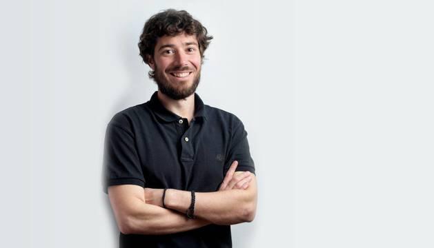 Imagen del periodista Pablo López Orosa publicada en su página web.