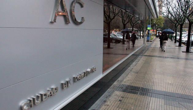 El hotel Ciudad de Pamplona anuncia el cierre a sus empleados