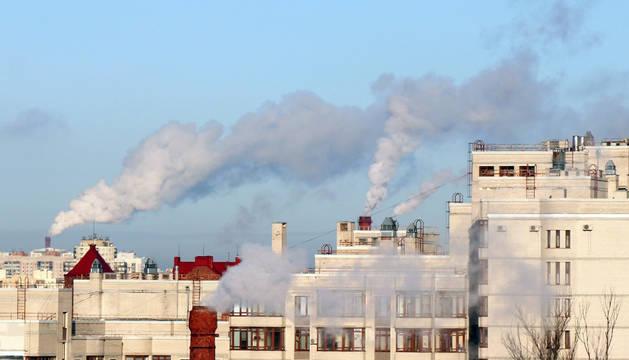 Los meses de frío y la contaminación empeoran la gravedad de la EPOC