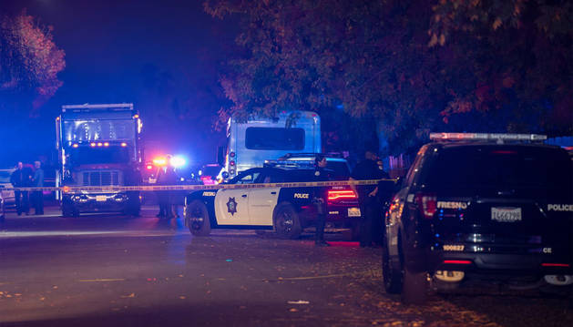 Al menos cuatro muertos en un tiroteo en una vivienda de California