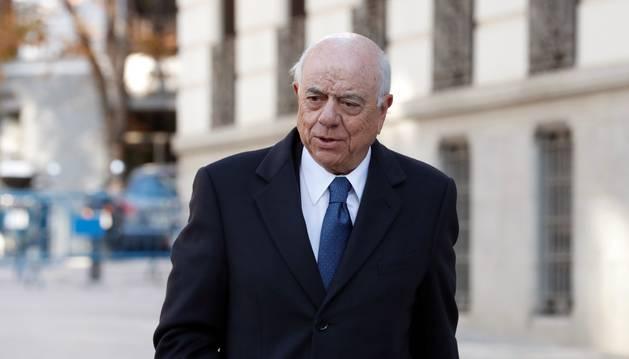 González (BBVA), sin medidas cautelares tras declarar por el 'caso Villarejo'