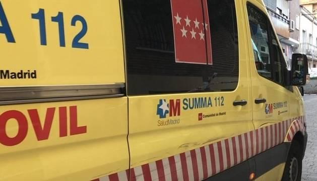 Un taxista muerto por herida de arma blanca en su vehículo en Alcalá de Henares