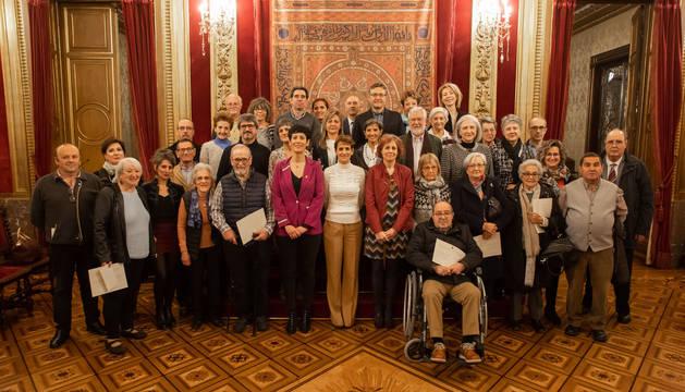 45 personas y entidades donan objetos valiosos a Navarra en 2019