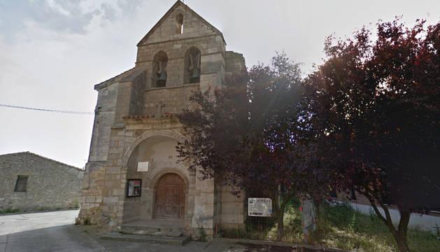 Iglesia de Villarmero (Burgos).