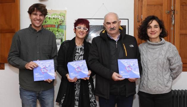 Presentan las conclusiones del proyecto participativo 'Burgui Amable'