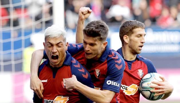 Osasuna 1-2 Athletic