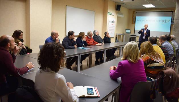 foto de Mesa de trabajo sobre contabilidad social en ANEL
