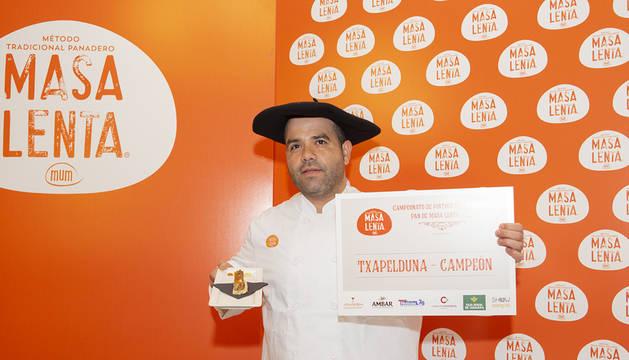 'Chilin Ron', de La Mar Salada, mejor pintxo tradicional de Navarra