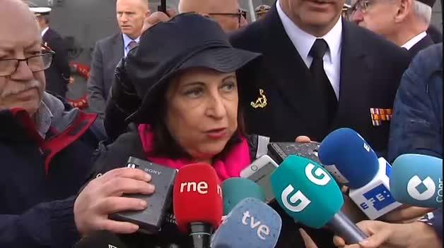 """Robles: """"Dentro de los objetivos de Isis Gran Sahel están los ciudadanos españoles"""""""