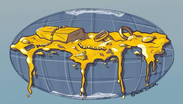 El oro y la crisis