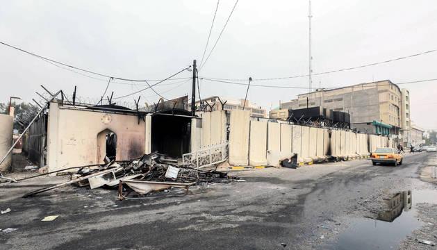 Al menos 13 muertos tras los enfrentamientos en una ciudad sureña de Irak