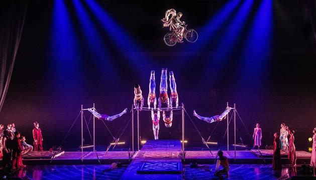 ElCirco del Sol regresará aPamplona en las Navidades de 2020. La compañía representará su espectáculo 'Corteo' en el pabellón Navarra Arena del 25 de diciembre de 2020 al 3 de enero del 2021.