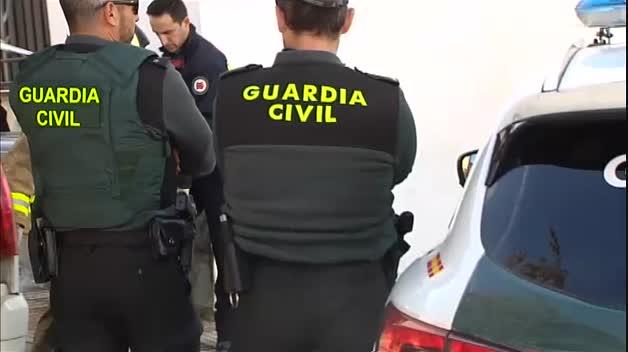 Fallecen por inhalación de humo un matrimonio octogenario y su hijo en el incendio de su vivienda en Granada