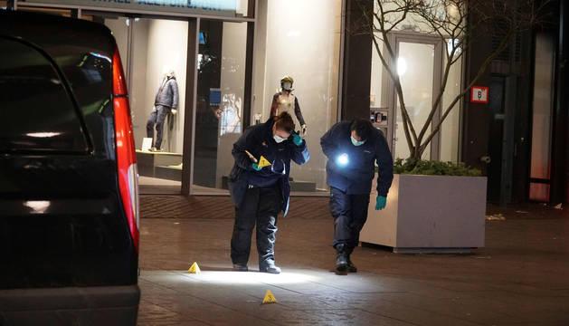 foto de La Policía holandesa ha detenido a un hombre en La Haya relacionado con el apuñalamiento que dejó heridas a tres personas