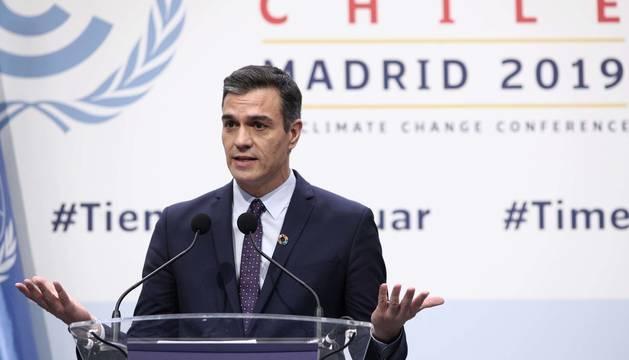 Sánchez evita aclarar qué negocia con ERC y llama a la