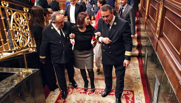 Accidentado arranque de legislatura para Adriana Lastra