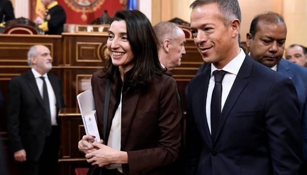 La socialista Pilar Llop, elegida presidenta del Senado en segunda vuelta