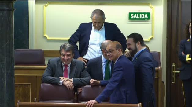 Arranca la XIV legislatura