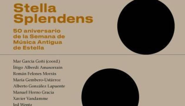 Foto de la portada del libro 'Stella Splendens'.