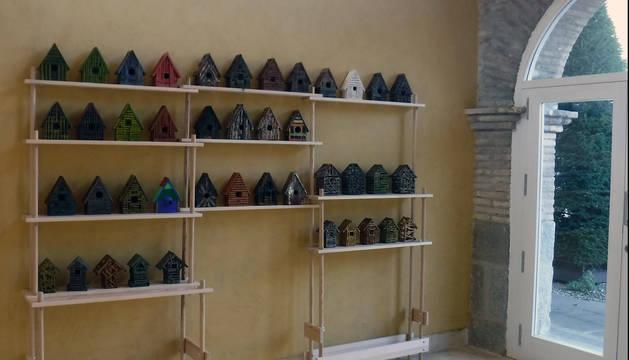 La muestra 'Nidos y Pájaros/Habiak eta Txoriak' se puede visitar hasta el 27 de diciembre.