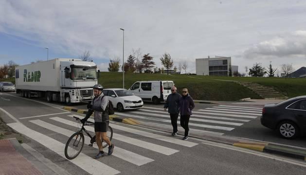 La pasarela peatonal a Erripagaña eleva su presupuesto a 397.828 €