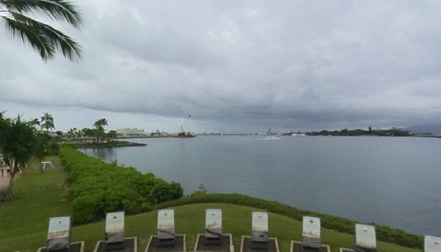 Un militar mata a dos personas y luego se suicida en la base de Pearl Harbor