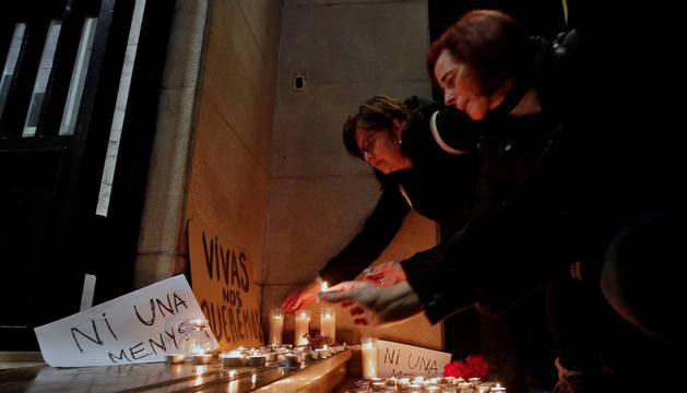 Dolor por la muerte de Marta Calvo mientras siguen buscando sus restos