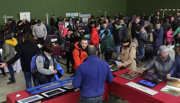 Mercado productores del pirineo